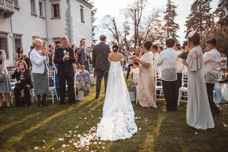 Vila Vipolže Poroka Poročni fotograf