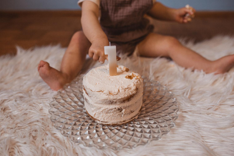 Cake Smash Fotografiranje